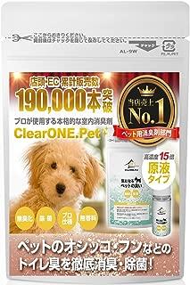 【HomeZootプロ仕様】ペット 動物 犬 猫 フン オシッコ 消臭 除菌 消臭スプレー 消臭剤