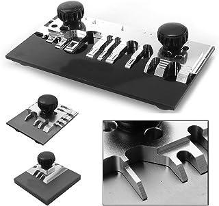 MASUNN Jeu de lames d'outil de pièces de pliage de mini modèle photo
