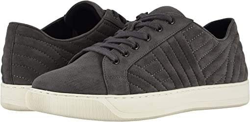 Mouse Quilted Suede