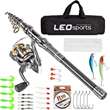 Best travel rod and reel Reviews