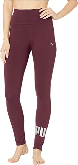Retro Athletic Leggings