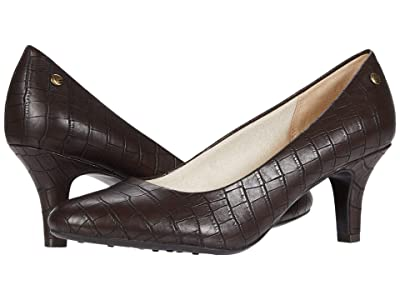 LifeStride Parigi (Dark Chocolate) High Heels