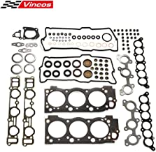 Vincos Cylinder Head Gasket kit Replacement For Toyota 4Runner Tacoma Tundra T100 3.4 1995-2004
