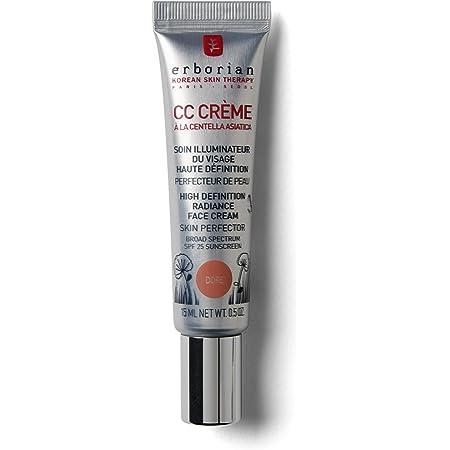 Erborian CC Creme Doré Centella Asiatica HD LSF9, 9 ml