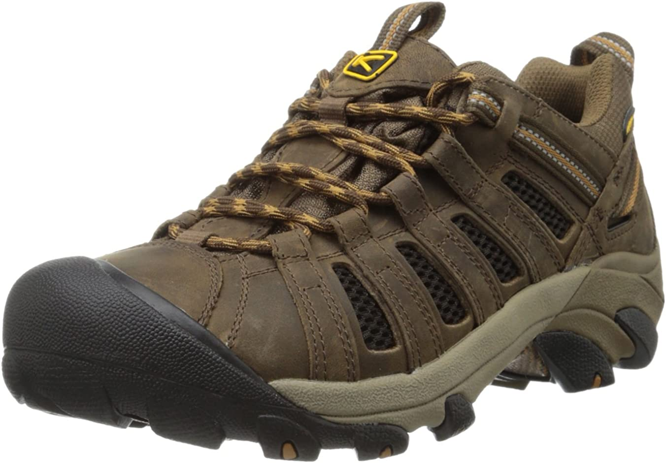 KEEN Mens Voyageur Hiking Shoe
