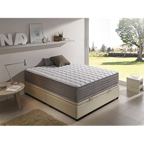buy online fd894 81fee King Size Memory Foam Mattresses: Amazon.co.uk