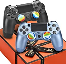 AUGEX Titanium Blue and Steel Gray PS4 Controller...