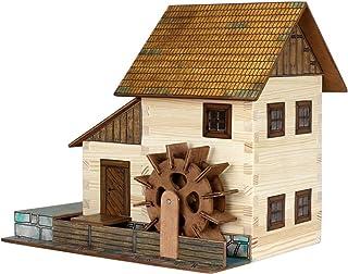 Walachia 8594036430167 – nr 16 vattenkylna trä modellbyggnad, modellbana spår 1/LGB