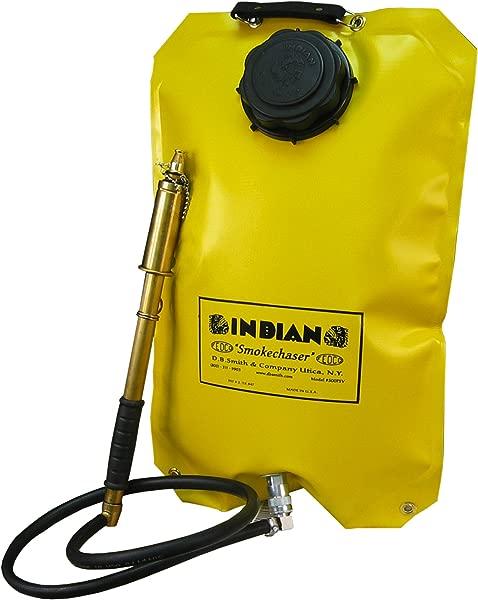 Indian FSV500 Fedco Smoke Chaser Fire Pump 5 Gal Yellow