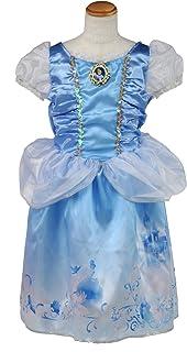 【国内販売正規品】 ディズニー プリンセス おしゃれドレス シンデレラ 100cm-110cm