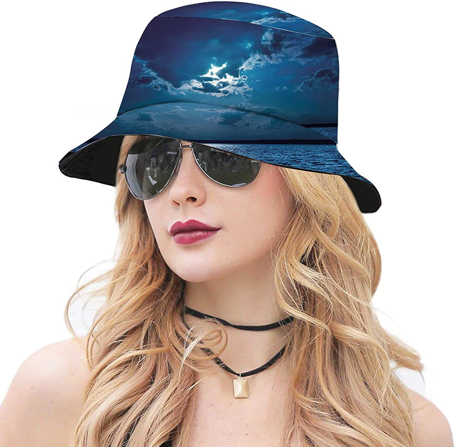 Multicolor Packable Fisherman Bucket Sun Ranking integrated 1st place Hat Brim Wome New item Wide Hats