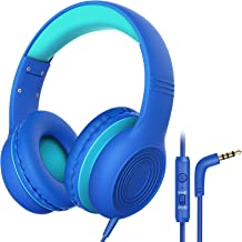 Kids Headphones with Microphone Over Ear/On Ear Wired...