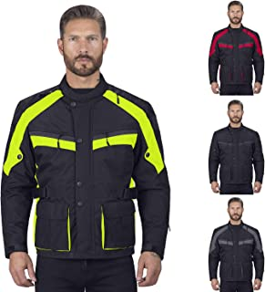 Best green textile motorcycle jacket Reviews