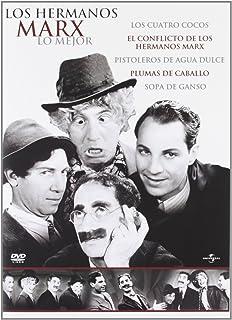 comprar comparacion Pack Hermanos Marx (Dvd)
