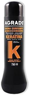 Agrado Cream Softener with Keratine - 750 ml