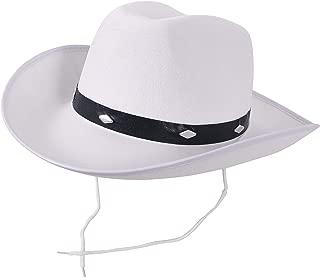 Kangaroo Cowboy Hat (White)