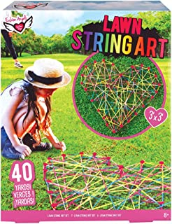 Fashion Angels Lawn String Art Heart