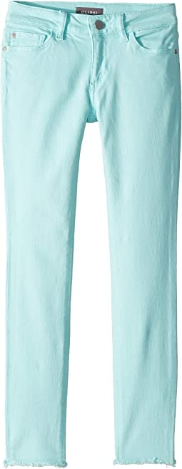 Chloe Skinny Jeans in Seafoam (Big Kids)