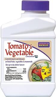 Best bonide tomato and vegetable spray safe Reviews