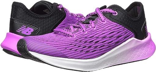 Black/Voltage Violet