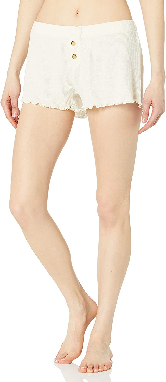 PJ Salvage Women's Loungewear Directly managed store Textured NEW before selling ☆ Short Basics