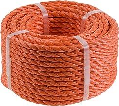 kwb 9826-62 Polypropyleendraad (Ø x l) 6 mm x 20 m Oranje