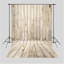 Art Studio 5x7ft Baby Shower Photography Backdrops Wooden Floor Background for Kid Birthday Party Decor Newborn Photo Studio Props Booth Vinyl