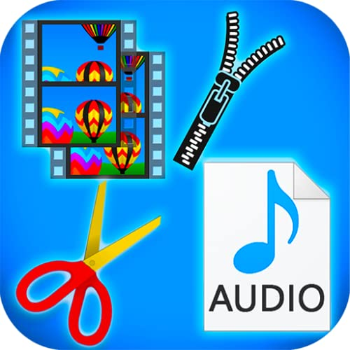 Video Audio Cutter Joiner