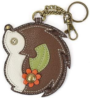 Key Fob/coin Purse Hedgehog