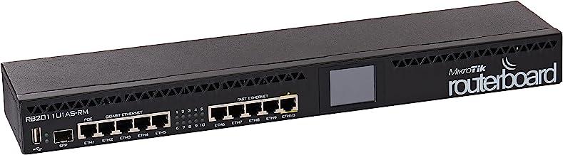 MikroTik RB2011UiAS-RM Routerboard Rackmount 5xLAN 5xGbit LAN 1xSFP