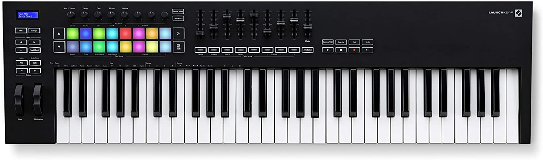 Novation Controlador de teclado MIDI Launchkey 61 [MK3]