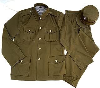 Amazon.com: zwjpw WW2 China KMT M42 Hombres uniforme tipo 42 ...