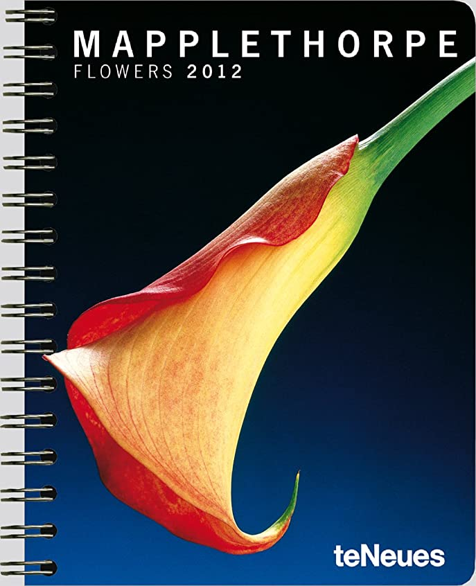 世代罪人遷移Mapplethorpe Deluxe 2012 Calendar