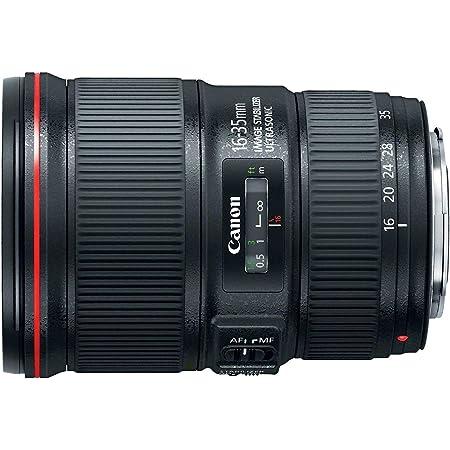 Canon 9518B002-cr EF 16-35mm f/4L is USM Lens (Renewed), Black