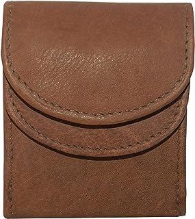 Laveri Brown Leather For Unisex - Key Holder Wallets