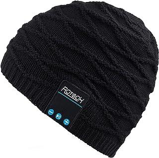 Mydeal Winter Unisex Bluetooth Beanie Hat Warm Skully Cap w/Wireless Headphone Headset Earphone...