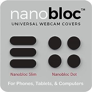 Eyebloc Nanobloc Universal Webcam Covers - Privacy Protection Accessory, No Residue Application, Safe Screen Closure - Dot...