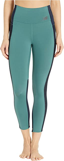 58ede23a29 New balance high rise transform tights | Shipped Free at Zappos