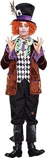Men's Hatter Madness Costume