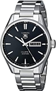 【並行輸入】[タグ・ホイヤー] TAG HEUER 腕時計 カレラ キャリバー5 デイデイト WAR201A.BA0723 新品 [並行輸入品]