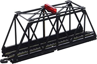 Bachmann Trains E-Z TRACK TRUSS BRIDGE with BLINKING LIGHT- HO Scale