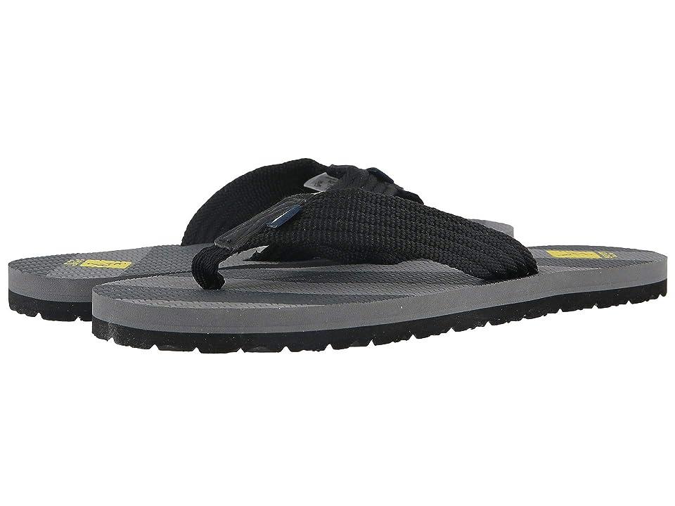 Sperry Kids Calypso (Little Kid/Big Kid) (Black) Boys Shoes