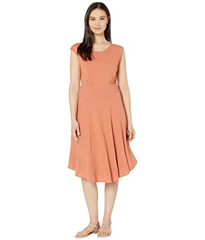 Prana Jola Dress (Toasted Terracotta) Women