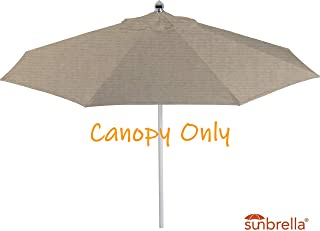 Best 10 foot market umbrella replacement canopy Reviews