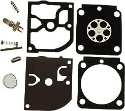 Savior Carburetor Carb Rebuild Kit Replace Zama Rb-99 for Stihl Model Ts410 Ts420 Bg85 with Zama C1q-s68, C1q-s68a, C1q-s68b, C1q-s111, C1q-s115, C1q-s115a, C1q-s116, C1q-s116a Carby
