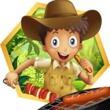 Camping Adventure & BBQ Game