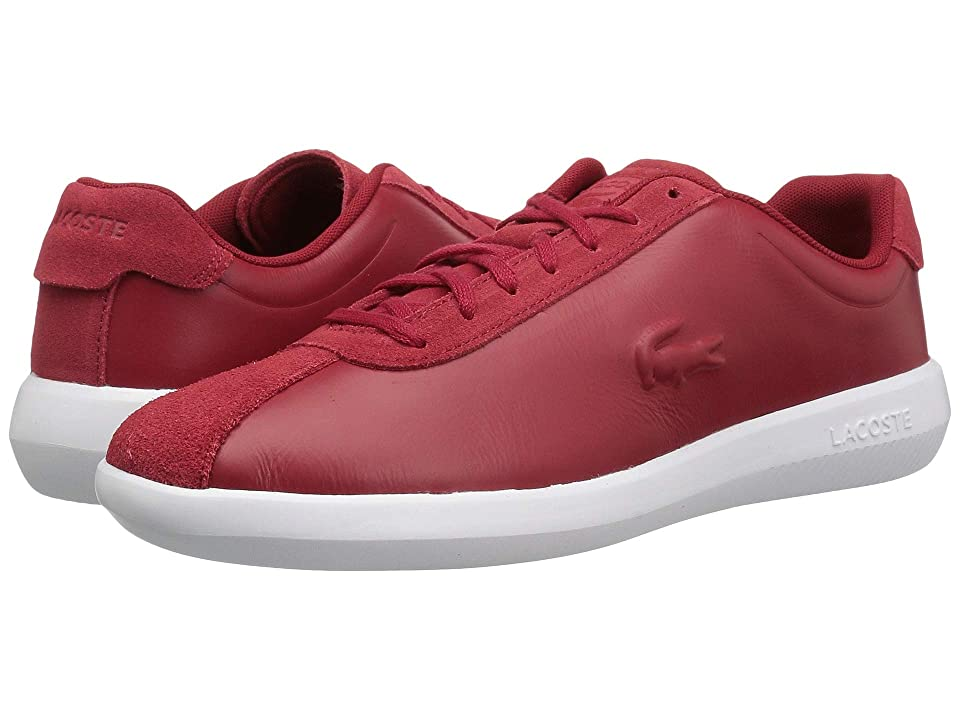 Lacoste Avance 318 2 (Red/White) Men