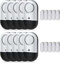 Door Window Alarms, Toeeson 120DB Pool Door Alarms for Kids Safety, Window Alarms for Home