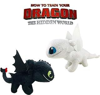 Amazon.es: Cómo entrenar a tu dragón - Peluches: Juguetes