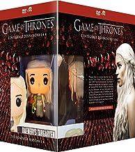 Game of Thrones (Le Trône de Fer) - L'intégrale des saisons 1 à 4 [Francia] [DVD]
